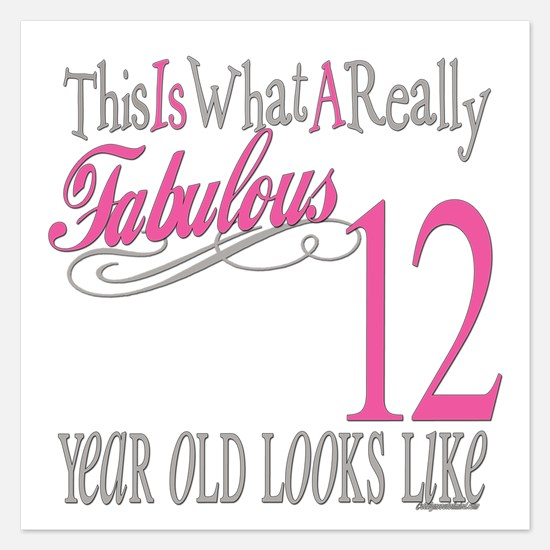 Birthday Quotes For 12 Year Old Daughter: Invitations For 11 Year Old Birthday