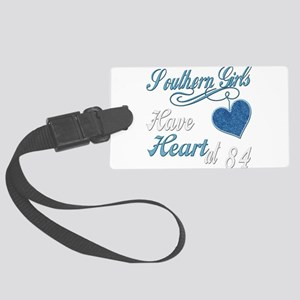 Southern Heart at 84 Large Luggage Tag