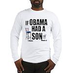 Empty Chair Jr Long Sleeve T-Shirt