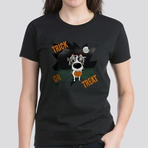 Aussie Devil Halloween Women's Dark T-Shirt