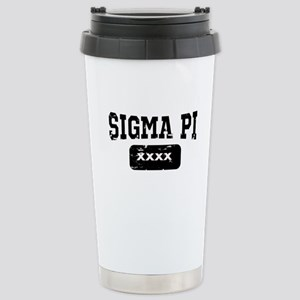 Sigma Pi Class Ye 16 oz Stainless Steel Travel Mug