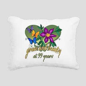 GraceButterfly99 Rectangular Canvas Pillow