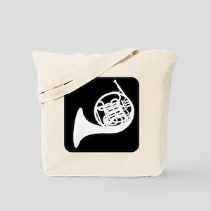 Horn Tote Bag