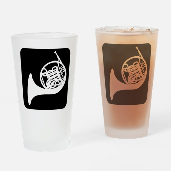 Horn Drinking Glass
