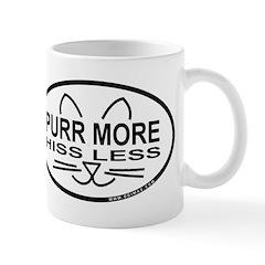 Purr More Mug
