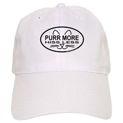 Purr More Cap