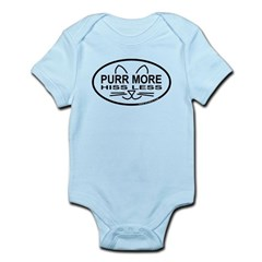 Purr More Infant Bodysuit