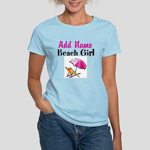 BEACH GIRL Women's Light T-Shirt