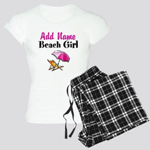 BEACH GIRL Women's Light Pajamas