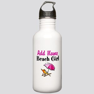 BEACH GIRL Stainless Water Bottle 1.0L