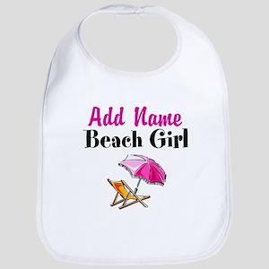 BEACH GIRL Bib