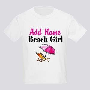 BEACH GIRL Kids Light T-Shirt