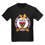 USS HAWKINS Kids Dark T-Shirt