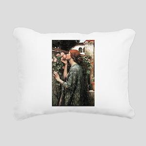 John William Waterhouse My Sweet Rose Rectangular