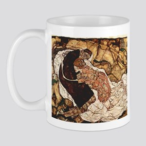 Egon Schiele Death And The Woman Mug