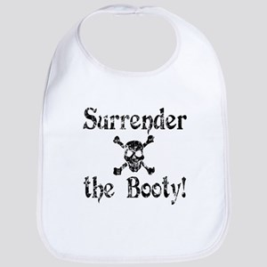 Surrender the Booty Bib