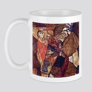 Egon Schiele Agony The Death Struggle Mug