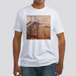 Egon Schiele The Bridge Fitted T-Shirt