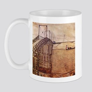 Egon Schiele The Bridge Mug