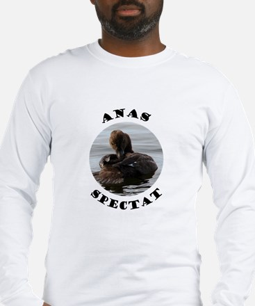 Roman Duck is Watching Long Sleeve T-Shirt