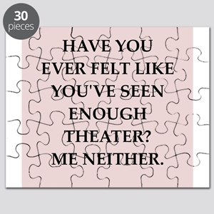 theater Puzzle