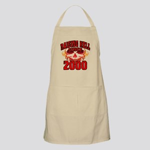 Raising Hell since 2000 Apron