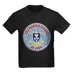 USS HAROLD E. HOLT Kids Dark T-Shirt