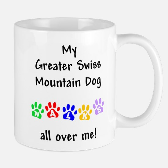Swissy Walks Mug