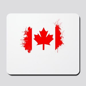 Canadian Graffiti Mousepad