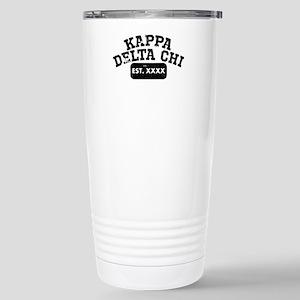 Kappa Delta Chi A 16 oz Stainless Steel Travel Mug