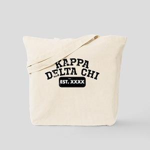 Kappa Delta Chi Athletic Tote Bag