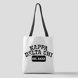 Kappa Delta Chi Athletic Polyester Tote Bag