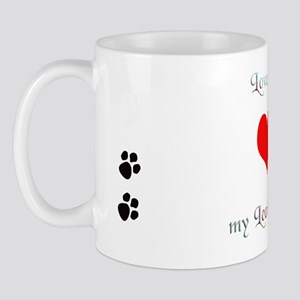 Leon Love Mug