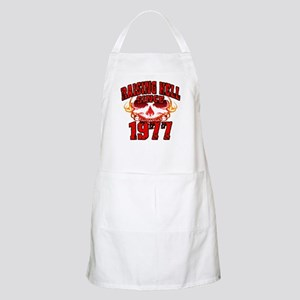 Raising Hell since 1977 Apron