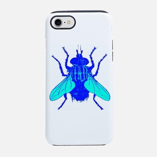BLUE LIGHT iPhone 7 Tough Case