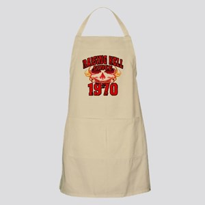 Raising Hell Since 1970 Apron