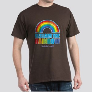 Reclaim Rainbow Dark T-Shirt