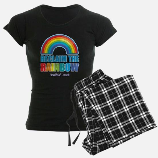 Reclaim Rainbow Pajamas