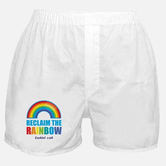Reclaim Rainbow Boxer Shorts