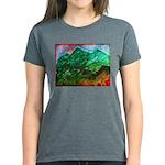 Green Mountains Women's Dark T-Shirt
