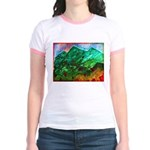 Green Mountains Jr. Ringer T-Shirt