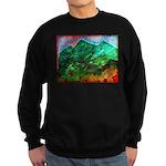 Green Mountains Sweatshirt (dark)