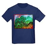 Green Mountains Kids Dark T-Shirt