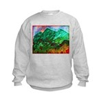 Green Mountains Kids Sweatshirt