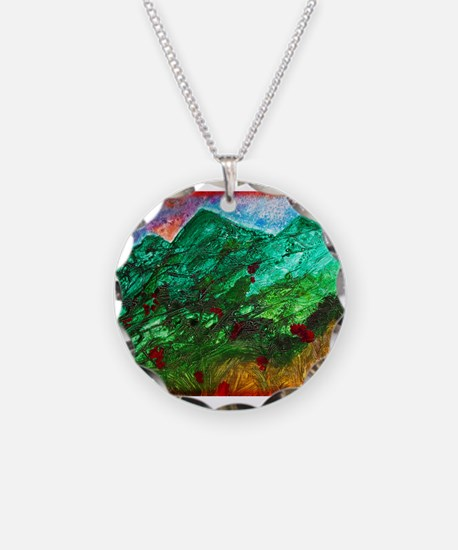Green Mountains Necklace