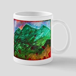 Green Mountains Mug