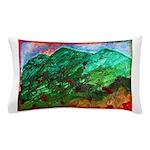 Green Mountains Pillow Case