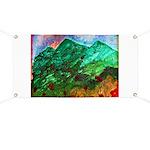 Green Mountains Banner