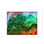 Green Mountains Postcards (Package of 8)