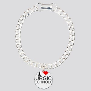 I Love Surgical Technology Bracelet